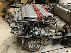 Honda Civic Type R Fn2 K20Z4 Engine. K20 Motor