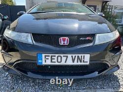 Honda Civic Type R GT 2007, Remapped, Launch Control, MOT, Serviced, Sat Nav