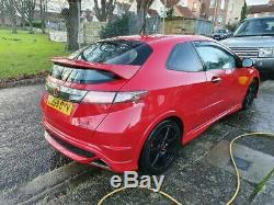 Honda Civic Type R GT FDSH low mileage only 63k