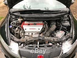 Honda Civic Type-R GT fn2 2007