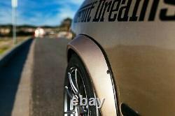 Honda Civic Type R J'S Racing Style Fender Flares Set 4 pcs. Fit to EK EJ EG