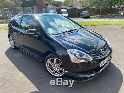 Honda Civic Type R Premier Edition Nighthawk Black New Timing and Clutch