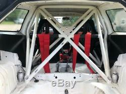 Honda Civic Type R Rally/track car