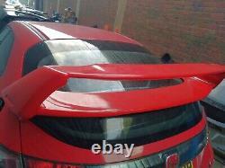 Honda Civic Type r Fn2 Mugen Rep Spoiler Red