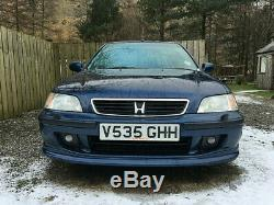 Honda Civic Vti MB6 Very low miles one owner like type R classic original 2000