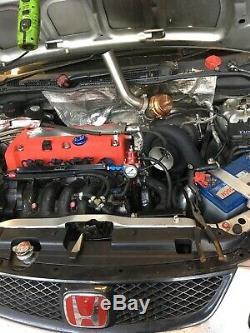 Honda Civic type R turbo 461bhp k20 DEPOSIT TAKEN