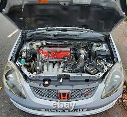 Honda Civic type r 2005 ep3 modified 240bhp+