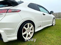 Honda Civic type r championship white edition 2010 (mugen parts)