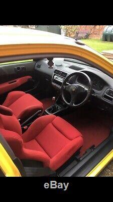 Honda Civic type r ek9 k20 supercharged