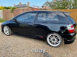 Honda Civic type r ep3 jdm uk 2004