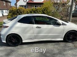 Honda Civic type r fn2 championship white