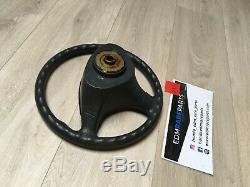 Honda EK Civic EDM Steering Wheel CTR EK4 Type R SIR EK9 EM1 VTI non-SRS JDM