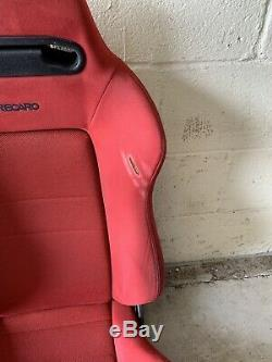 Honda Integra Civic Type R Dc2 Ek9 Pair Recaro Seats