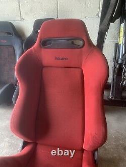 Honda Integra Civic Type R Dc2 Ek9 Recaro Seat