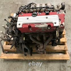 Honda K20a2 Engine Swap Conversion Lotus CIVIC Type R K24 Vtec