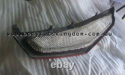 Honda accord euro 06-08 cl7 cl9 mugen matte black Grill type r bar gt spoiler
