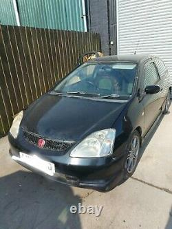 Honda civic ep3 type r k20 200bhp