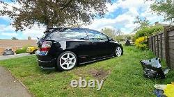 Honda civic ep3 type r superchargered