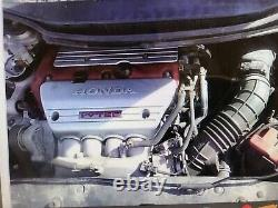 Honda civic fn2 2008 2.0 k20z4 type r engine and gearbox