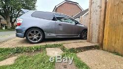 Honda civic type r ep3 91k nicely modified 254bhp rust/rot free not st vxr rs