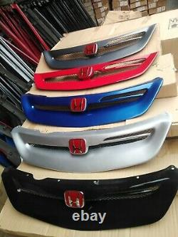 Honda civic type r ep3 Mugen Rep Grill 01 To 03