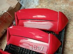 Honda civic type r ep3 Mugen rep Spoiler Red