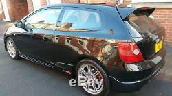 Honda civic type r ep3 vtec low miles