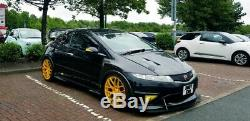 Honda civic type r gt fn2 highly modified mugen rep with full carbon front end