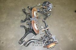 JDM 02-05 Honda Civic EP3 Type R Hatchback 5 Lugs Disk Brake Conversion 5x114.3