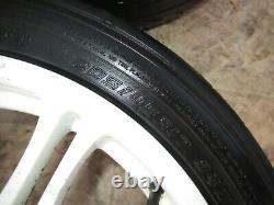 JDM 02-05 Honda Civic Type R EP3 Rims Wheels and Tires 17×7 Offset 45 5×114.3