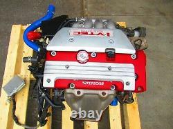 JDM 2002-2005 Honda Civic Ep3 Type R k20a Engine Complete With Ecu k20a-R Mugen