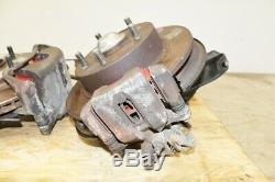 JDM Honda Civic Type R EK9 5 Lug Disc Brake Conversion Spindles 32MM B16B CTR