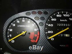 JDM Honda Civic Type R EK9 B16B 180km/h Speedometer Gauge Cluster 10000RPM