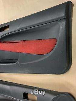 JDM Honda Civic Type R EK9 Door Panels Cards Genuine Honda LH & RH RHD