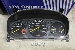 JDM Honda Civic Type R EK9 OEM Gauge Cluster CTR Instrument Cluster B16B Speedo
