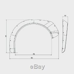 JDM Honda Civic Type R widebody kit/ fender flares (universal fit)