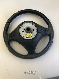 JDM Honda Genuine MOMO Steering Wheel CIVIC TYPE-R EK9 B16B Wihtout AIRBAG
