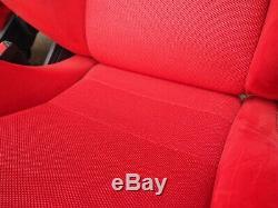 Jdm Honda CIVIC Ek9 Type R Integra Dc2 Acura Gsr Oem Recaro Seats Sr3 Red