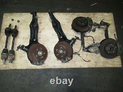 Jdm Honda Civic Type R EK9 5-Lug Brake Conversion Spindle Hub Rotor 32MM Axles