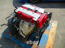 Jdm Honda Civic Type R Engine Axles Shifter Ecu k20aR EP3 Engine K20a R Motor