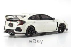 Kyosho 32424W-B Honda Civic 2WD Type R Championship White Car RTR MINI-Z FWD