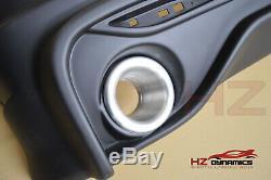 Mg Look Rear Bumper For Honda CIVIC Fn2 Fn Fk Type R 2006 2011 Hatchback Uk