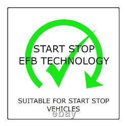 N70 EFB Car Battery 12V Varta Blue Dynamic 4 Yr Warranty Type 096