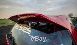 Osaka JDM Devil Spoiler for Honda Civic EG 91-95 ducktail wing EK9 Type-R Spoon