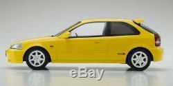 OttO mobile OTM724 118 Honda Civic Type R EK9 Yellow model car