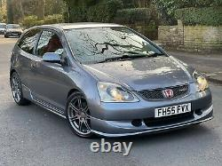 Premier Edition Type R EP3 (Cat S repaired to high standard)