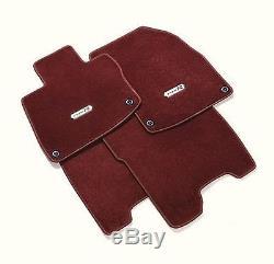 Premium Floor Carpets Fussmatten Honda CIVIC Type R Fn2 2008-2010 Linkslenker