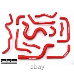 Pro Hoses Silicone Hose Kit for Honda Civic Type R FN2 Ancillary and breather