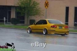 RARE! VTI Rear Lip (abs) for Honda Civic Ek 99-00 2/4 dr. Vti Si Sir Type-r
