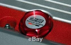 RED Oil Cap MUGEN HONDA CIVIC/INTEGRA/TYPE R JDM/EP2/EP3/EJ9/EK9/FN2/DC5/DC2/JDM